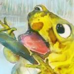 Ants Meet Toad